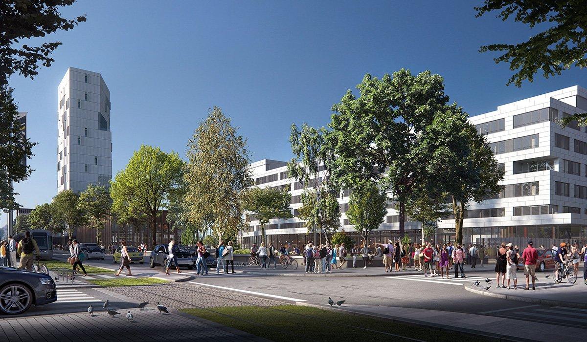 Campus Condorcet Campus Feel