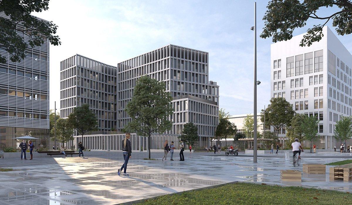 Campus Condorcet INED