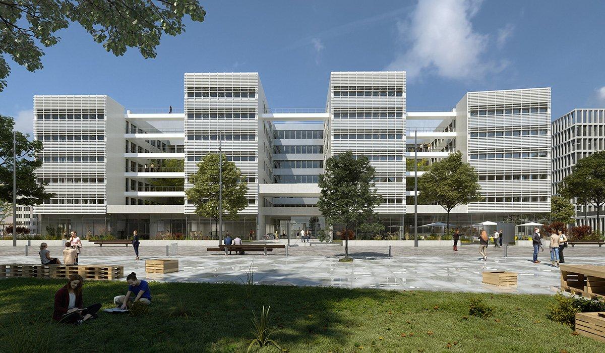 Campus Condorcet recherche