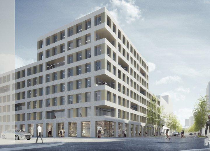 Immeuble de bureaux Arenas